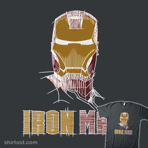Iron sketch