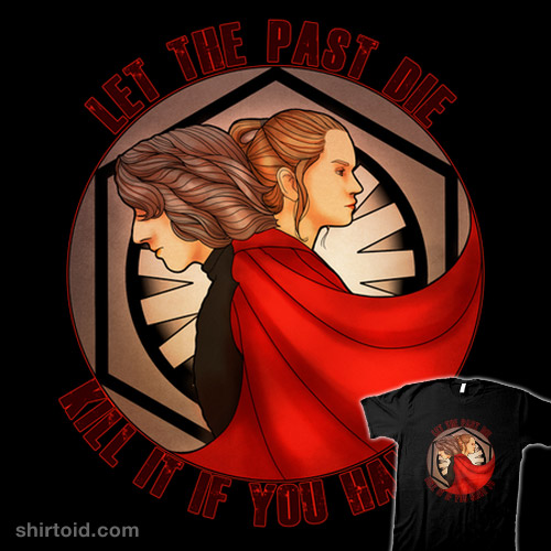Let the past die