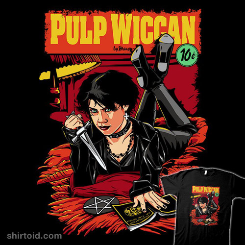 Pulp Wiccan