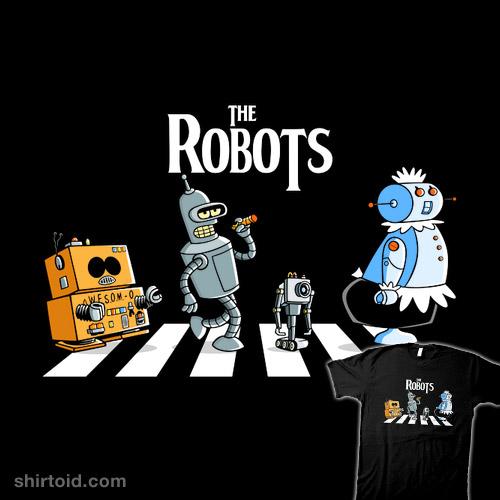 Robot Road (v2)