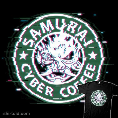 Samurai Cyber Coffee
