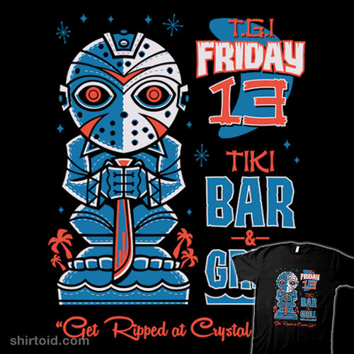 TGI Friday 13th Tiki Bar & Grill