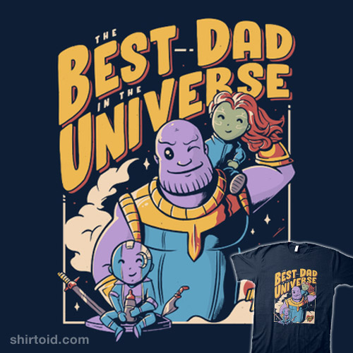 The Best Dad in the Universe