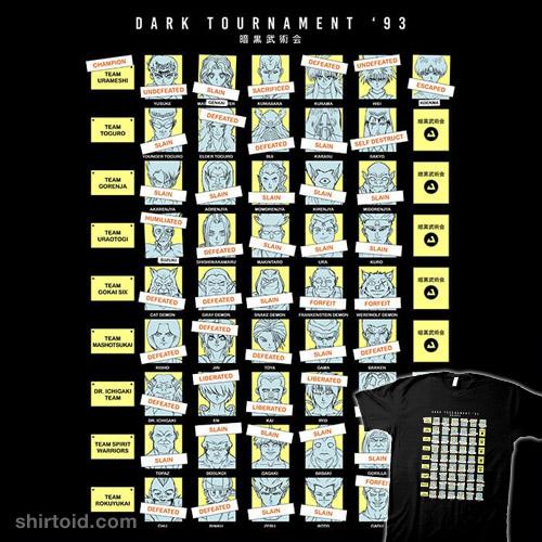 The Dark Tournament 93