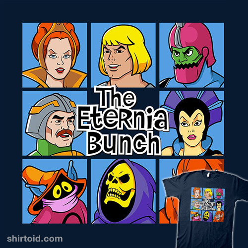 The Eternia Bunch