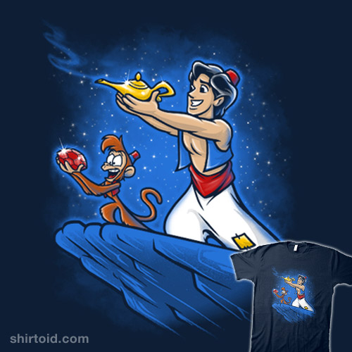 The Genie King