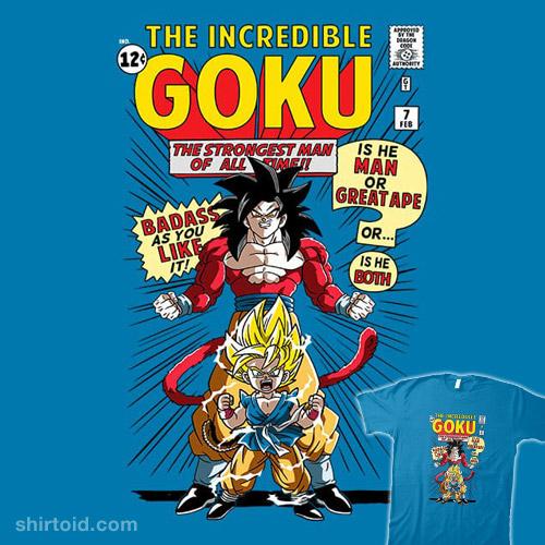 The Incredible Goku