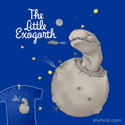 The Little Exogorth