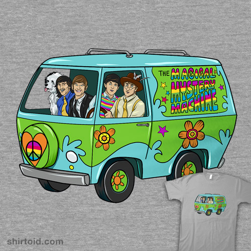 The Magical Mystery Machine
