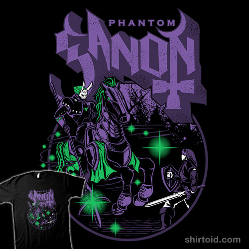 The Phantom Ghost (Purple)