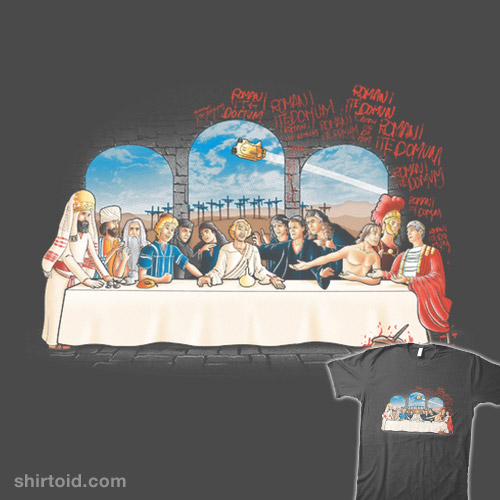 The last dinner of Brian