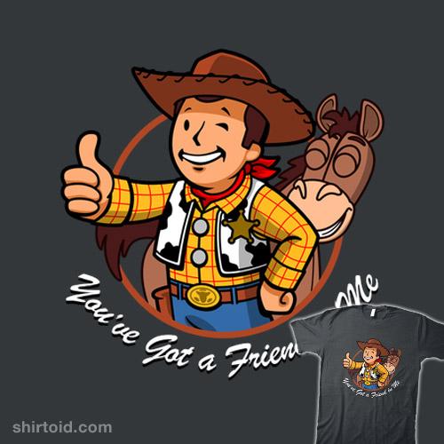 Vault Woody