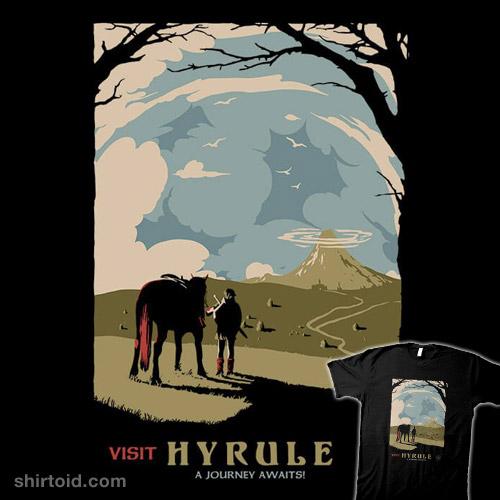 Visit Hyrule v2