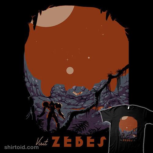 Visit Zebes