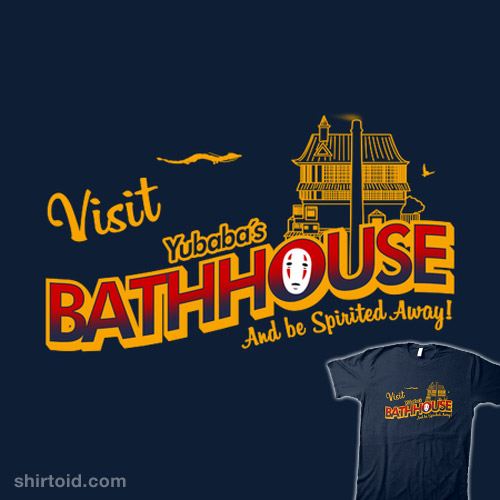 Visit the Bathhouse