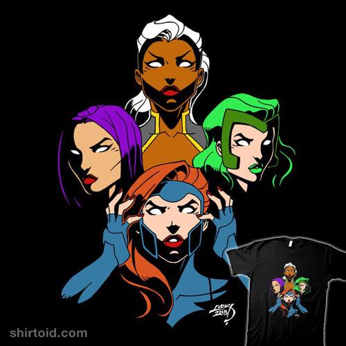 X-Women Rhapsody