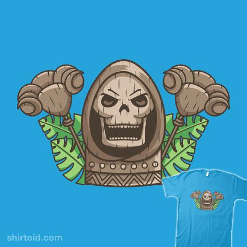 Skeletor Tiki
