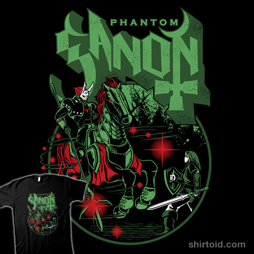 The Phantom Ghost (Green/Red)