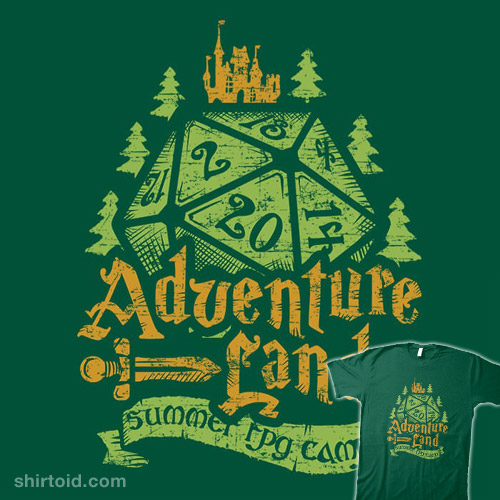 Adventureland Summer RPG Camp