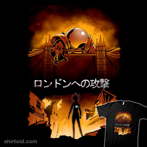 Attack on London!