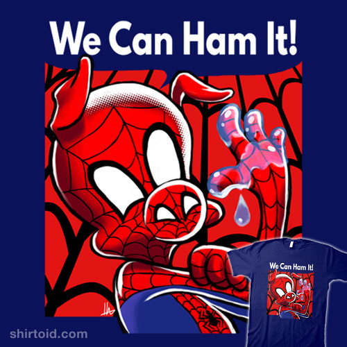 Can Do Whatever A Spider Ham