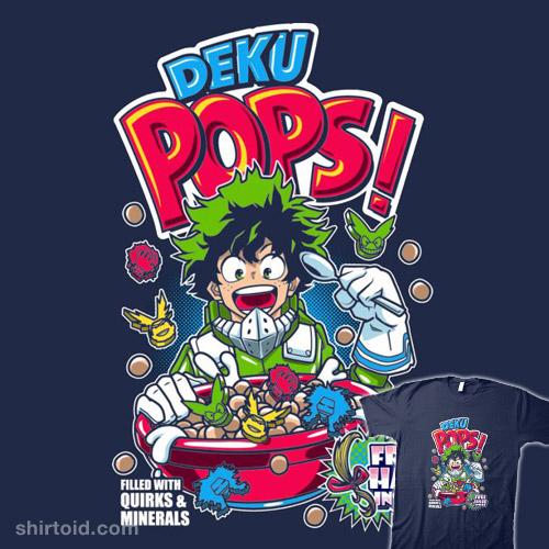 Deku Pops