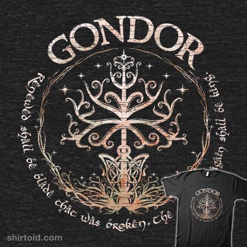 Gondor, Land of Stone