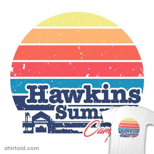 Hawkins Summer Camp