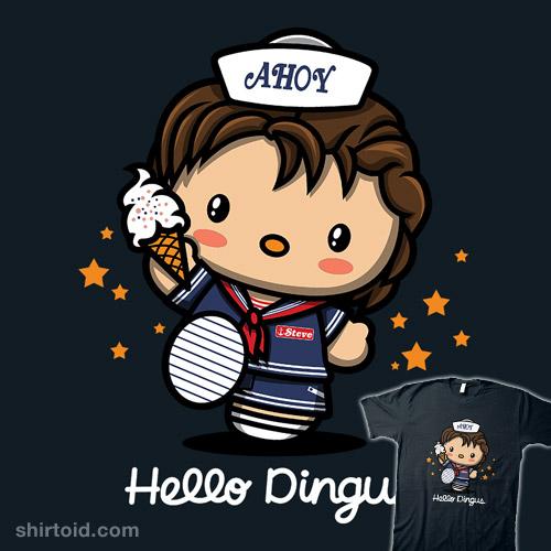 Hello Dingus
