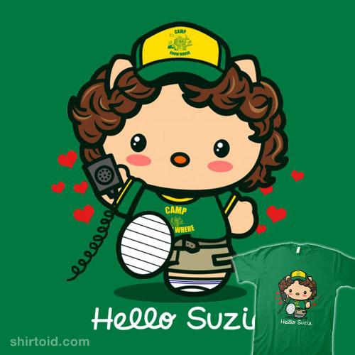 Hello Suzie