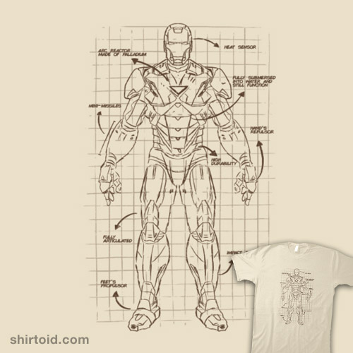 Iron Blueprints