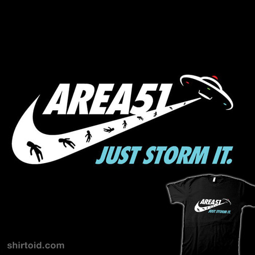 Just Storm It