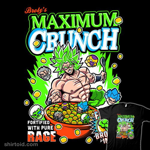 Maximum Crunch