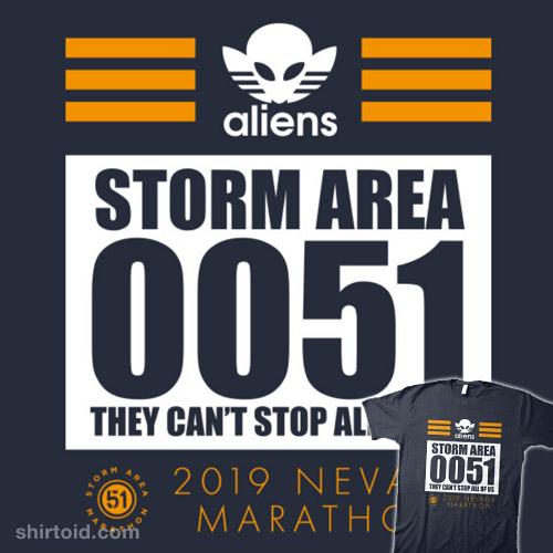 Storm Area 51 Marathon