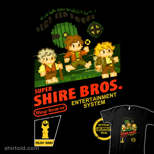 Super Shire Bros