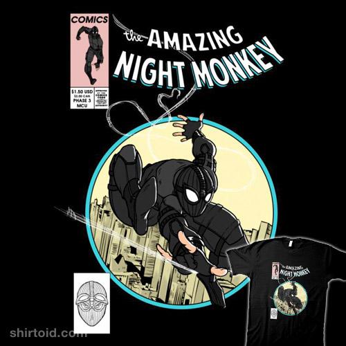 The Amazing Night Monkey