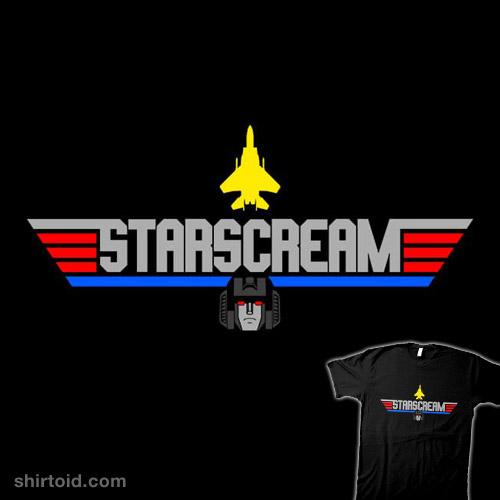 Top Starscream