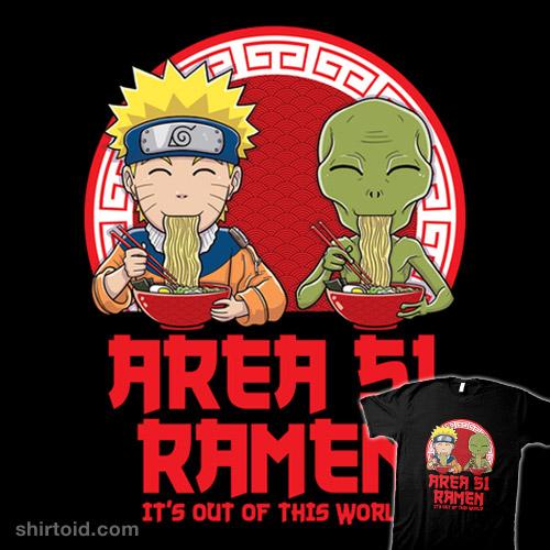 Area 51 Ramen