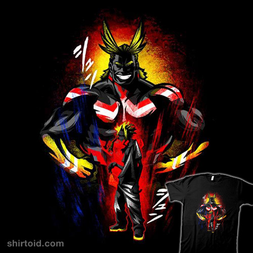 Attack of All Might