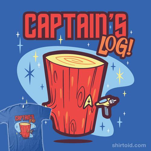 Captain's Log