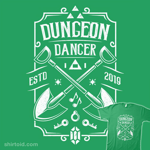 Dungeon Dancer
