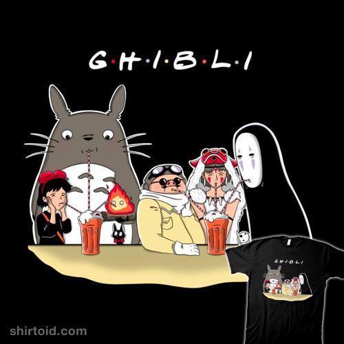 Ghibfriends