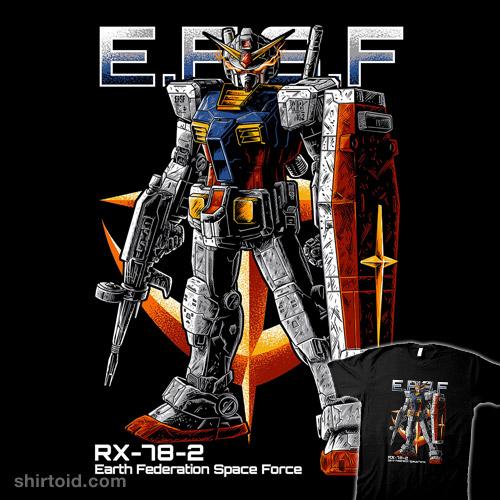 Gundam RX-78 Artwork