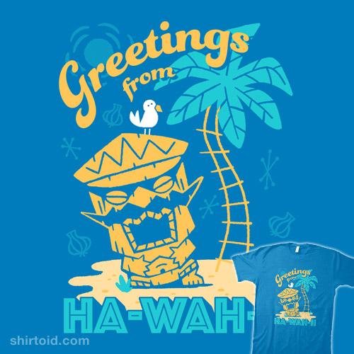 Ha-WAH-ii