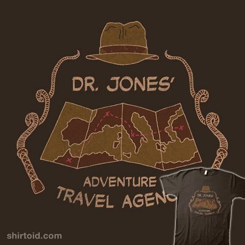 Jones Adventure Travel Agency