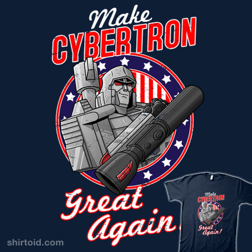 Make Cybertron Great Again