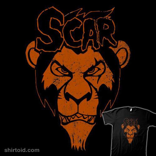 Misfit Lion