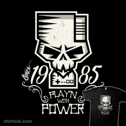 Power Skull