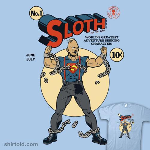 Super Sloth No. 1