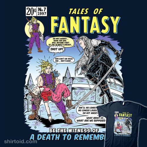 Tales of Fantasy 7